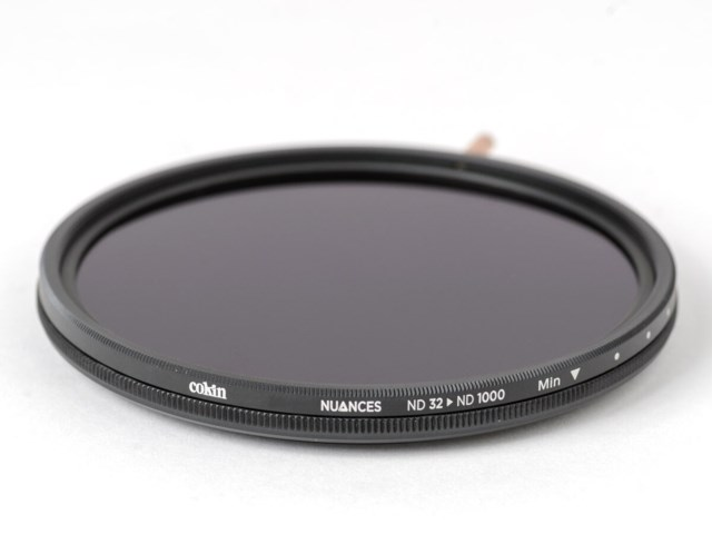 Cokin Variabelt ND-filter NDX 32-1000 62mm (5-10 trinn)