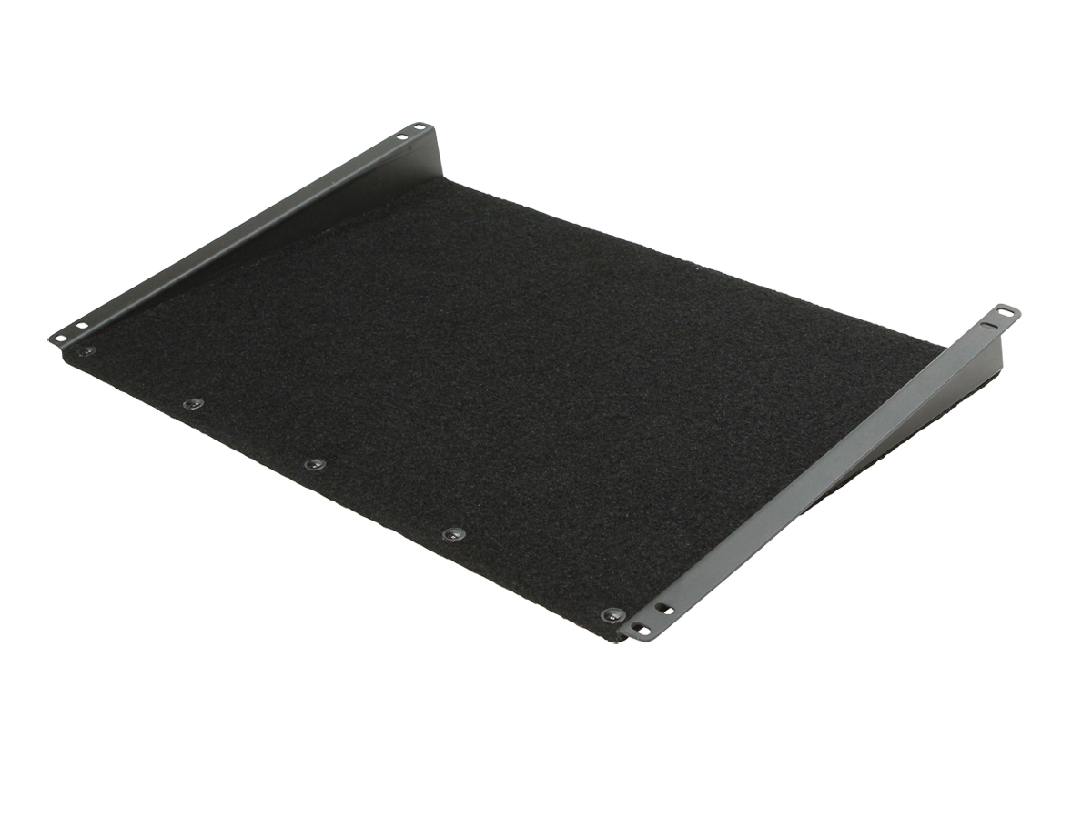 SKB Cases Velcro Compatible Rack Shelf For Slant Mount Racks