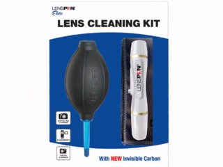 Lenspen Rengjøringskit Cleaning Kit White