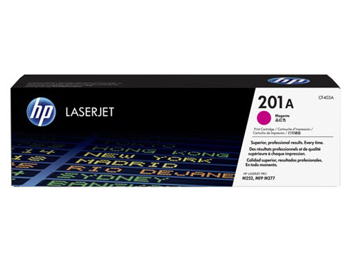 Hp toner 201A Magenta for Color Laser Jet M252,