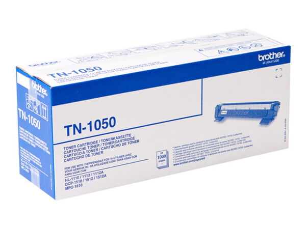 Brother toner TN1050 for DCP-1510, 1512, 1512A, 1610, 1612