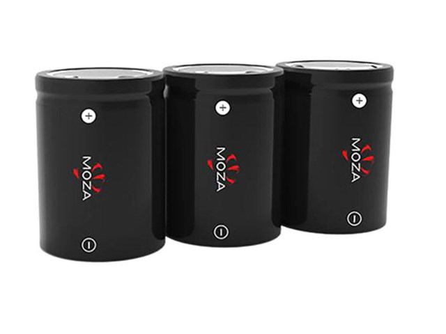 Moza Batteri 3-pack 26350