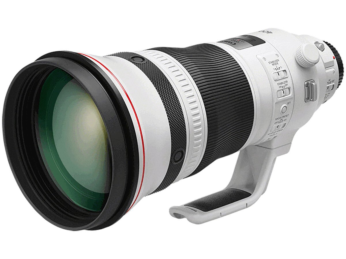 Canon EF 400mm f/2,8L IS III USM