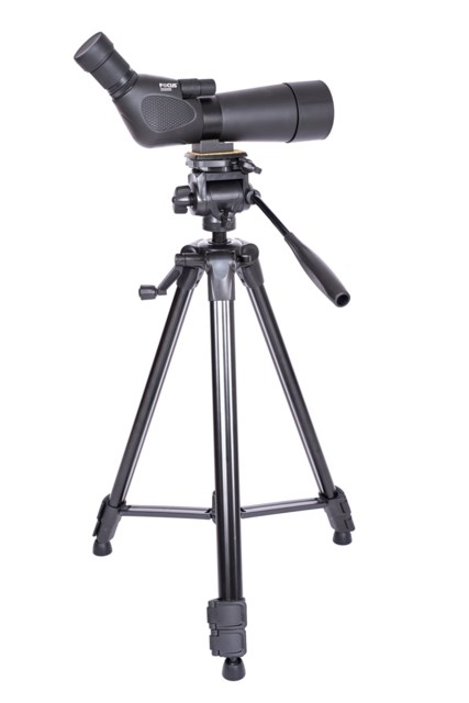 Focus Hawk 20-60x60 + stativ 3950 Spottingscope