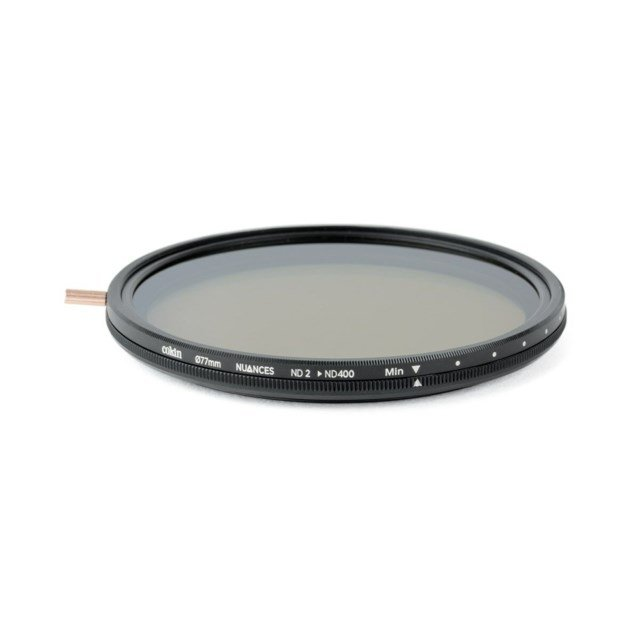 Cokin Variabelt ND-filter NDX 2-400 72MM (1-8 trinn)