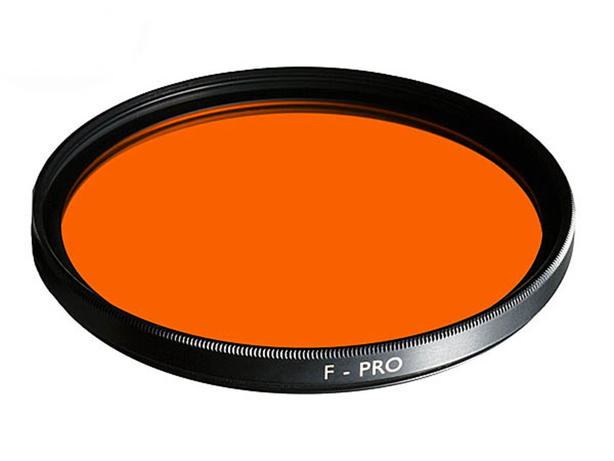 B+W Filter 040 Orange 46mm MRC