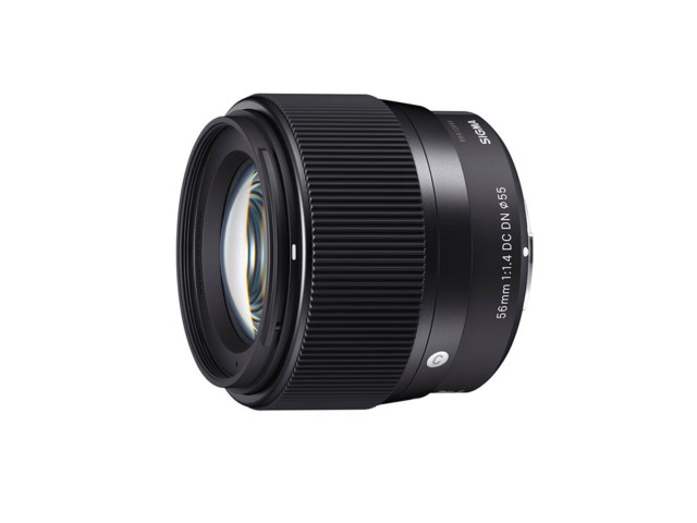 Sigma 56mm f/1,4 DC DN Contemporary til Micro 4/3