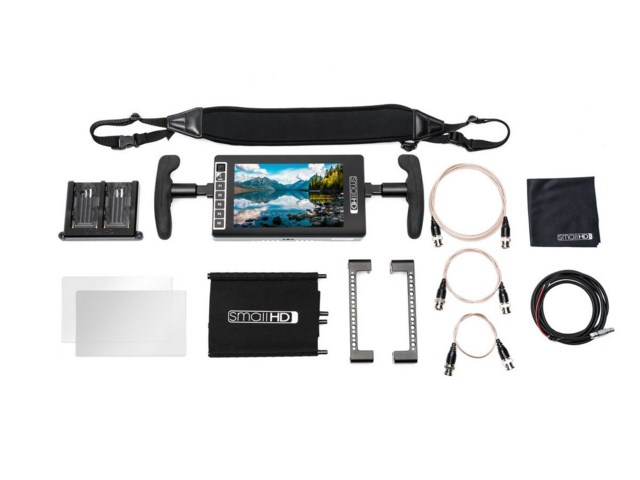 "Small HD LCD-monitor 7"" 703 UltraBright Directors kit -"