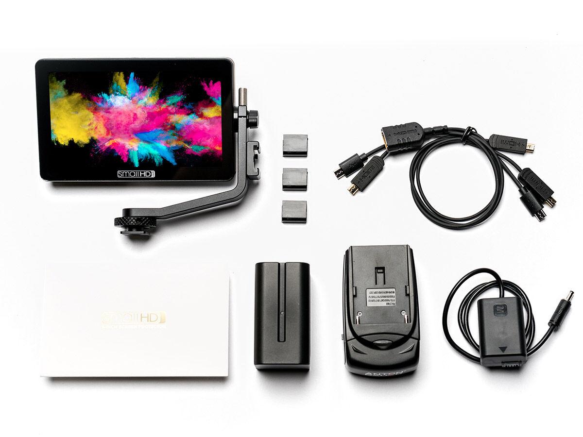 SmallHD Sony NPFW50 batteri adapter Foto.no
