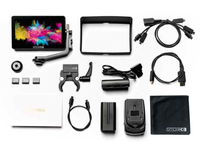 "Small HD Focus OLED-Monitor  5.5"" SDI Gimbal kit"