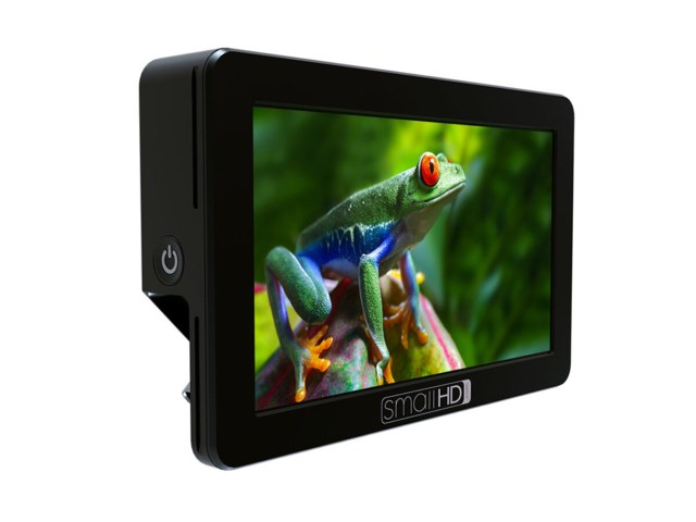 "Small HD FOCUS LCD-monitor 5"" SDI"
