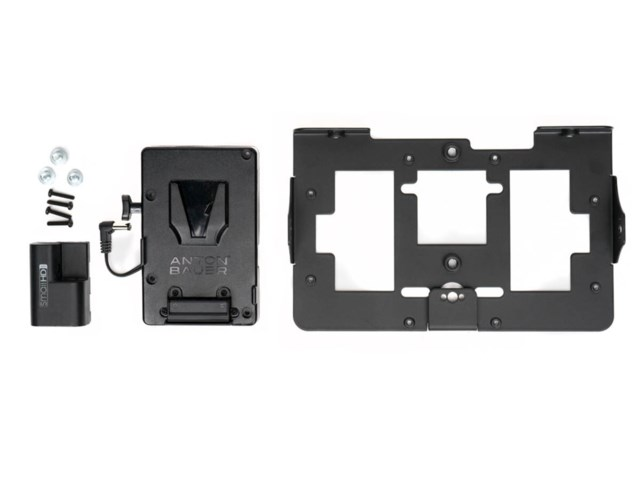 Small HD V-Mount battery bracket for 702 OLED