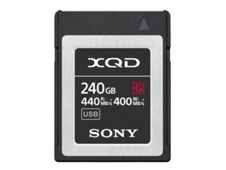 Sony Minnekort XQD G Series High Speed 240GB