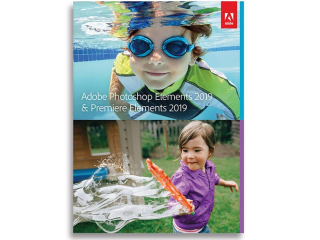 Adobe Photoshop + Premiere Elements 2019 Svensk for