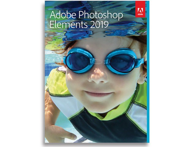 Adobe Photoshop Elements 2019 Svensk for Windows