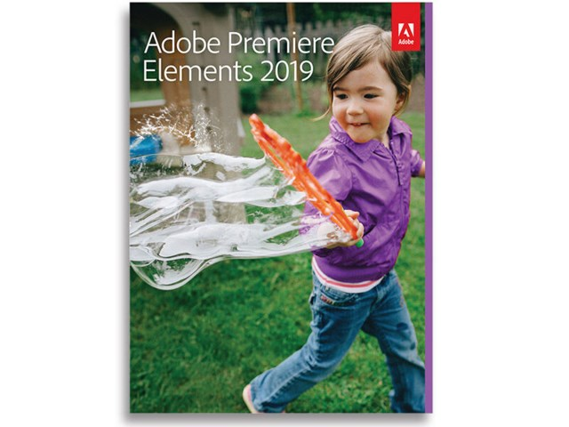Adobe Premiere Elements 2019 Svensk for Windows