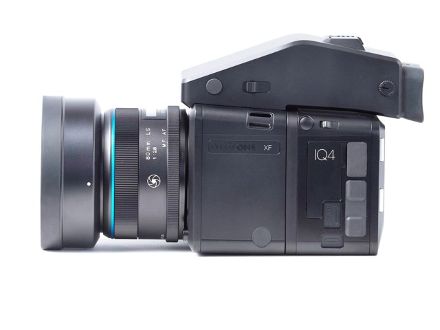 Phase One IQ4 150 Achromatic XF Camera System with XF body