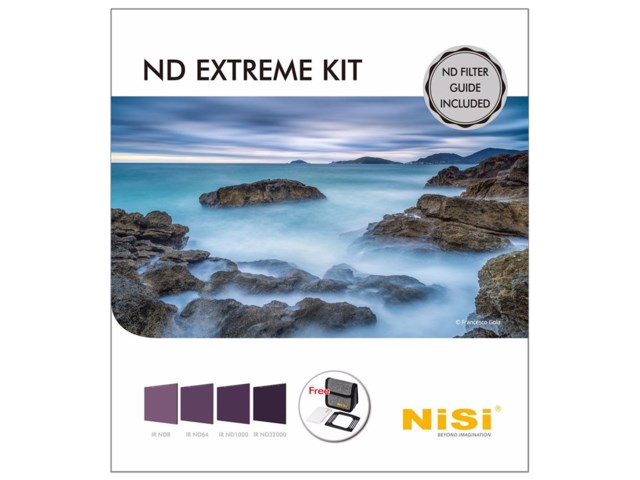 NiSi Filterkit 100mm IR ND Extreme Kit