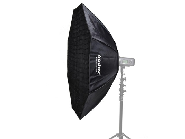Godox Softbox Octabox med raster 140cm Bowens-adapter