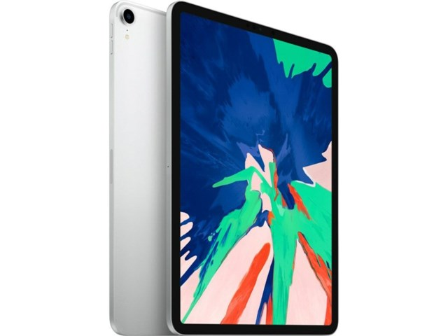"Apple iPad Pro 12,9"" 256GB WiFi sølv, MTFN2KN/A"