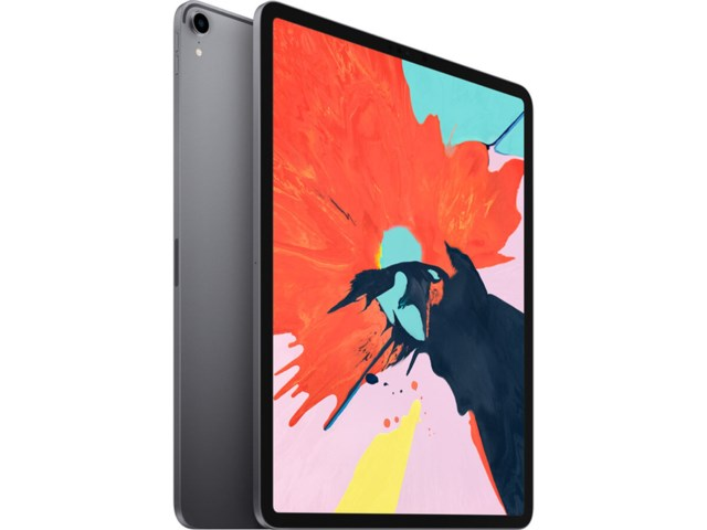 "Apple iPad Pro 12,9"" 256GB WiFi Cellular stellargrå"