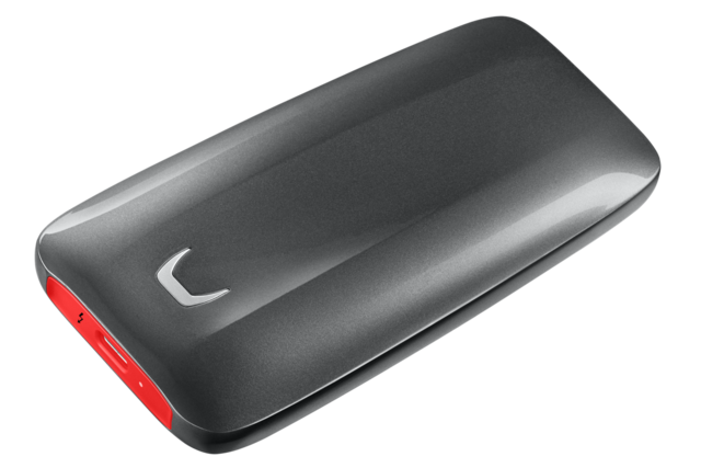 Samsung X5 External SSD 500GB