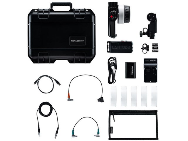 Teradek Single-Axis Wireless Lens Control Kit