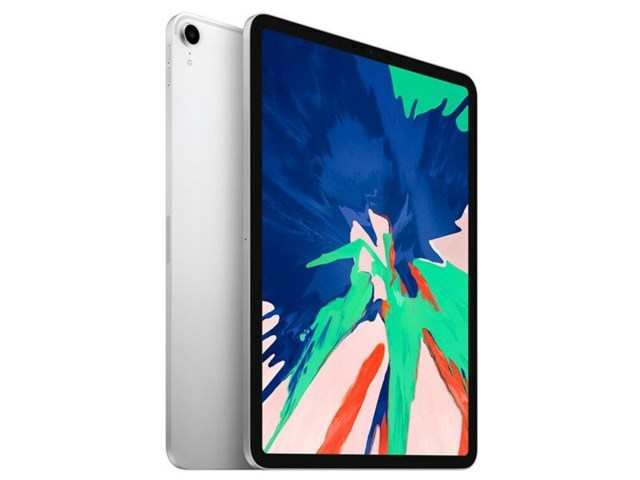 "Apple iPad Pro 11"" 256GB WiFi Cellular sølv, MU172KN/A"