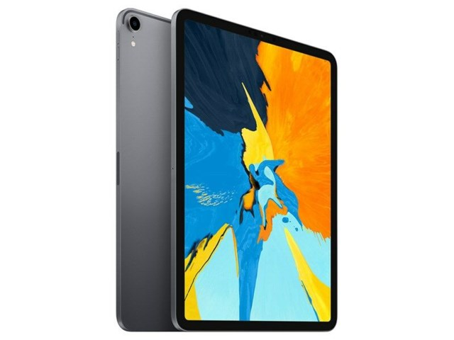 "Apple iPad Pro 11"" 512GB WiFi Cellular stellargrå,"
