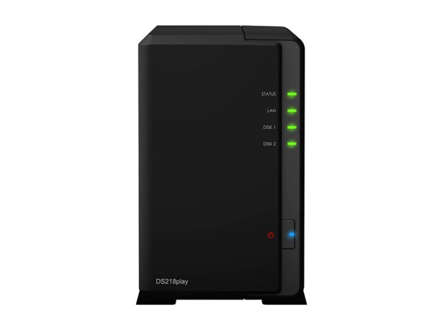 Synology DiskStation 218play