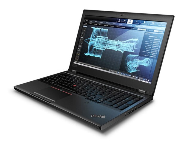 Lenovo ThinkPad P52, i7 8850H 2.6GHz, 32GB, 512GB SSD