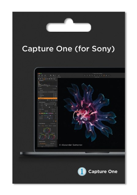Phase One Capture One Pro 20 til Sony