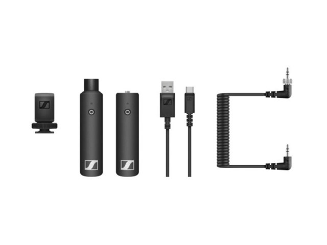 Sennheiser XSW-D portable interview set