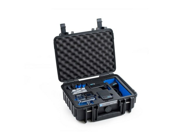 B+W Outdoor Case Type 1000 svart til GoPro Hero 5/6/7