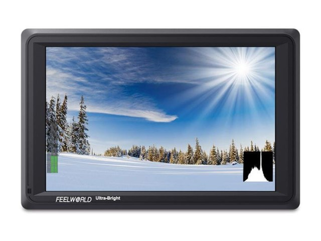 "Feelworld LCD-Monitor 7"" FW279S IPS HD 1920x1200 4K"