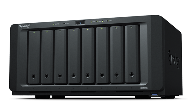 Synology DiskStation DS1819+ 4GB