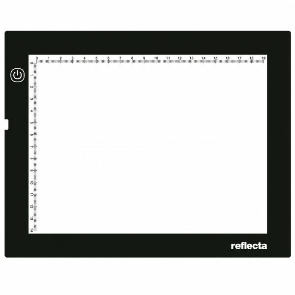 Reflecta Lysbord LED A5 Super Slim