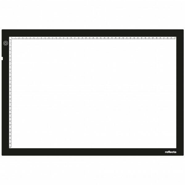 Reflecta Lysbord LED A3 Super Slim