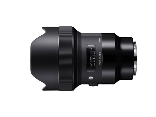 Sigma 14mm f/1,8 DG HSM Art till L-mount