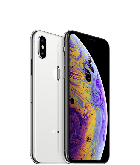 Apple iPhone XS 64GB Sølv