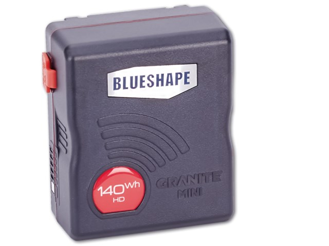 Blueshape Batteri BV140HDmini Granite V-mount