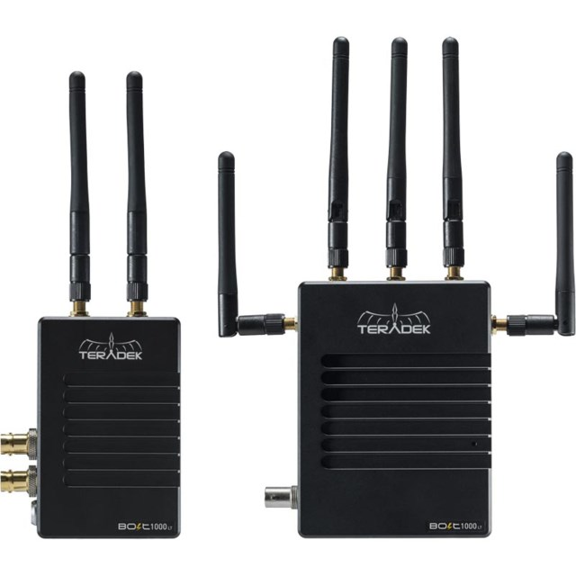 Teradek BOLT LT 1000 Wireless HD-SDI Transmitter/Receiver