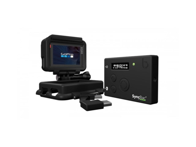 Timecode Systems SyncBac PRO for GoPro HERO6