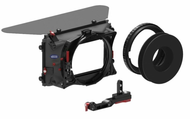 Vocas MB-436 matte box kit til kamera med 15mm rail