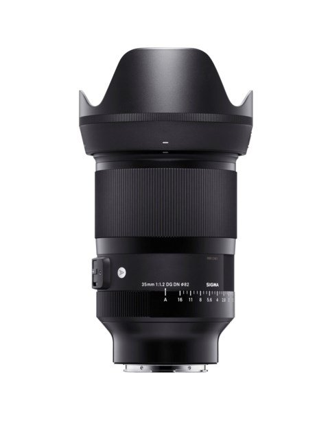 Sigma 35mm f/1,2 DG DN Art til Sony E