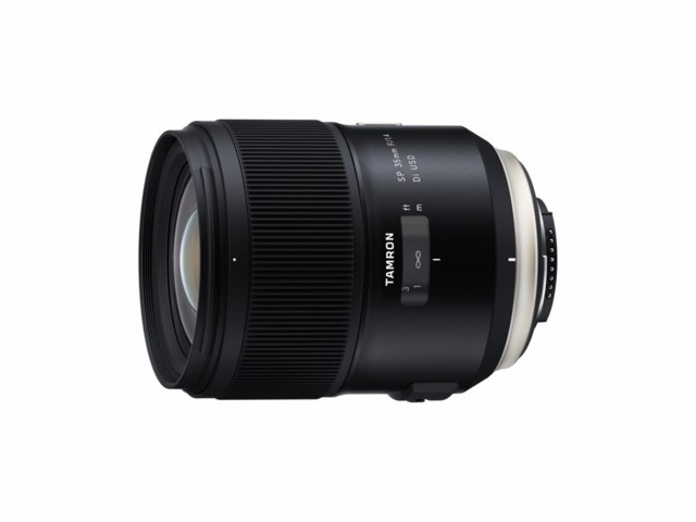 Tamron SP 35mm f/1,4 Di USD til Nikon