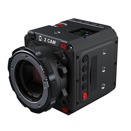 Z CAM E2-S6 Cinema Camera 6K EF