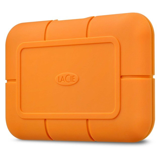 LaCie Rugged 2TB USB-C SSD