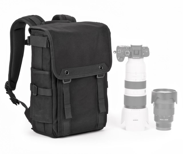 Think Tank Kameraryggsett Retrospective Backpack 15 Svart