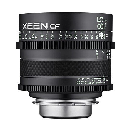 Samyang Xeen CF 85mm T1,5 Cinema Prime til PL-mount